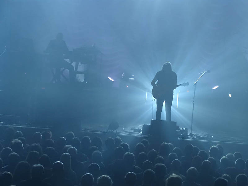 Steve Hackett Acolyte to Wolflight with Genesis Revisited Tour - Southampton, UK, 2015