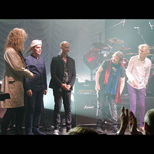Steve Hackett Acolyte to Wolflight with Genesis Revisited, UK - Northampton, Cardiff and Southampton - October 2015