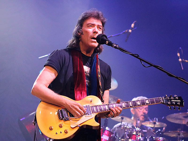 Steve Hackett Acolyte to Wolflight with Genesis Revisited Tour - Glenside, PA, USA - November 2015