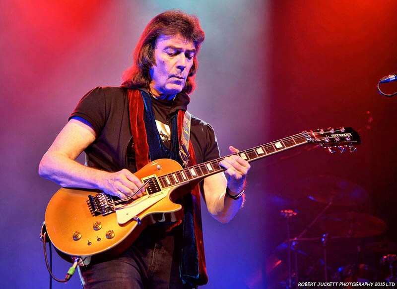 Steve Hackett Acolyte to Wolflight with Genesis Revisited Tour - Red Bank, NJ, USA - November 2015