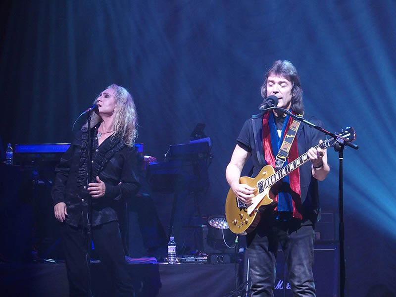 Steve Hackett Acolyte to Wolflight with Genesis Revisited Tour - Basingstoke, UK, 2015