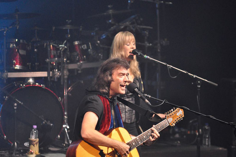 Steve Hackett Acolyte to Wolflight with Genesis Revisited Tour - Leicester, UK, 2015