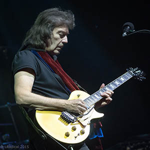 Steve Hackett Acolyte to Wolflight with Genesis Revisited, UK - Leicester and Salford - October 2015