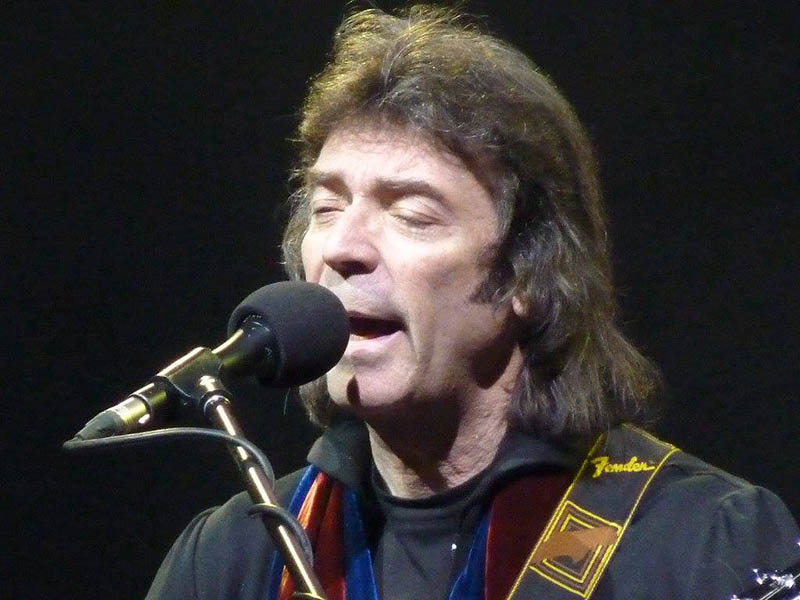 Steve Hackett Acolyte to Wolflight with Genesis Revisited Tour - Salford, UK, 2015