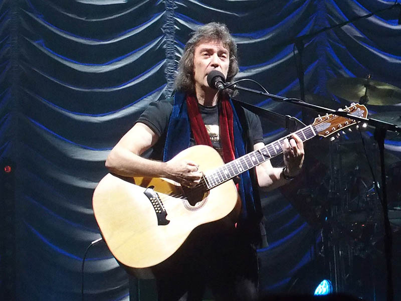 Steve Hackett Acolyte to Wolflight with Genesis Revisited Tour - Bristol, UK, 2015