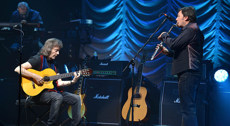 Steve Hackett Acolyte to Wolflight with Genesis Revisited Tour - Birmingham, UK, 2015