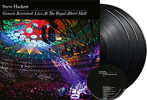 Genesis Revisited - Live At Royal Albert Hall - 3LP + 2CD Set