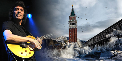 Steve Hackett - Genesis Extended World Tour 2014/2015