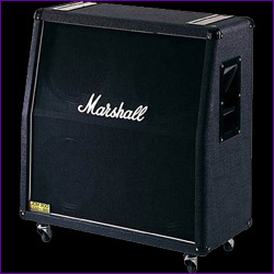Marshall 1960A cabinets