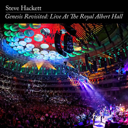 Resultado de imagen de Steve Hackett - Genesis Revisited - Live at the Royal Albert Hall (HD 1080p Blu-Ray)
