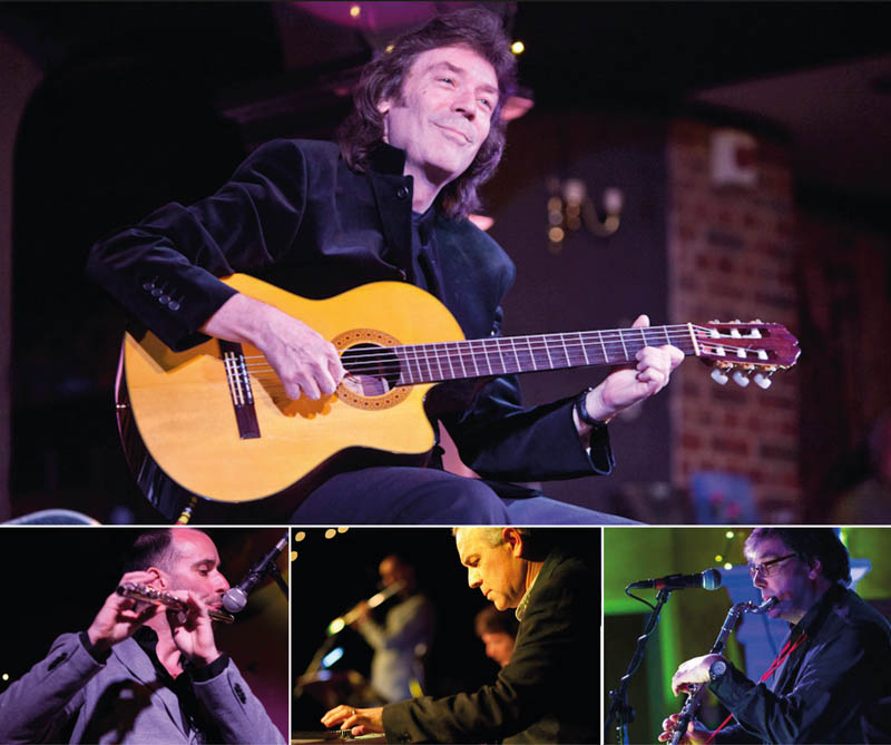 Steve Hackett Acoustic Shows Trading Boundaries