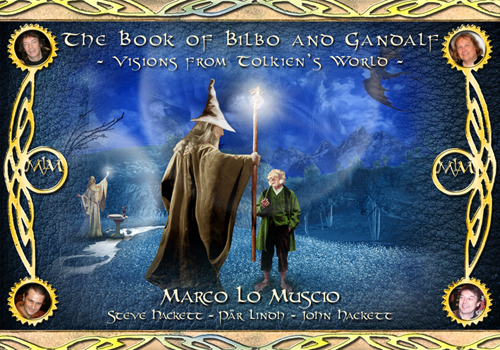 Marco Lo Muscio - The Book of Bilbo and Gandalf