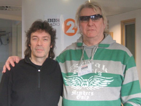 Steve Hackett and Chris