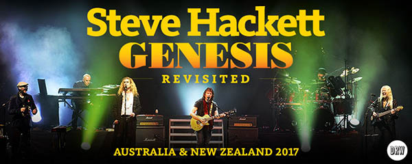 Hackettsongs steve hackett official website steve hackett genesis revisited australia and new zealand 2017 tour m4hsunfo