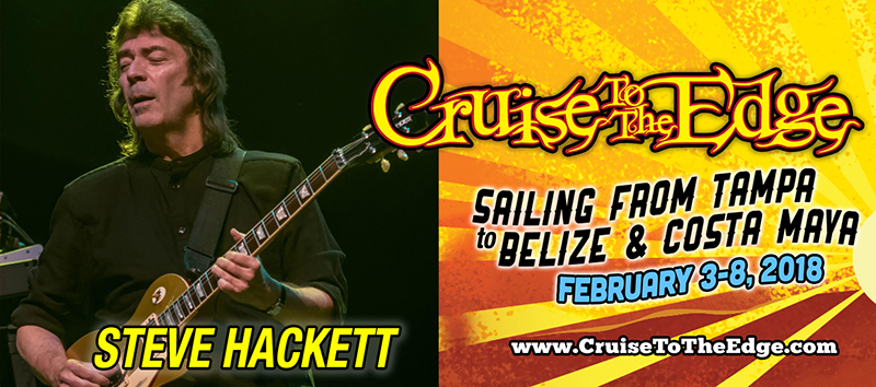 Hackettsongs steve hackett official website sail with steve hackett on cruise to the edge 2018 m4hsunfo