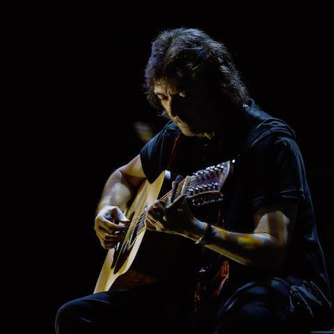 Steve Hackett Acoustic show at Trading Boundaries