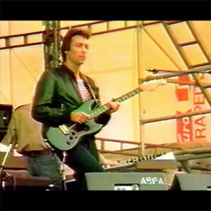Steve Hackett - The Steppes - 1983