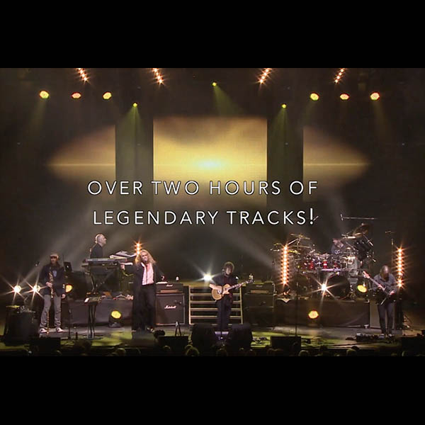 Steve Hackett Genesis Revisited, Solo Gems and GTR - Tour de Force trailer