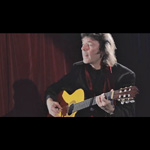 Steve Hackett live footage playing Jaccuzi at album Launch Party