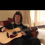Steve Hackett interview with Farida guitars