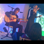 Steve Hackett and Amanda Lehmann perform Ripples at the Prog Awards 2013