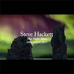 Steve Hackett talks about the 2017 tour